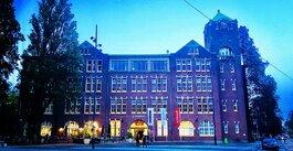 Onze debatlocatie - StayOkay in Amsterdam Zeeburg