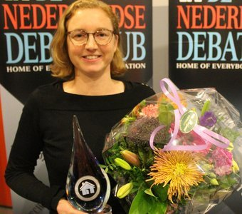 Bianca van Veen is eerste vrouw die Scoutler Club- en Talent Challenge wint!