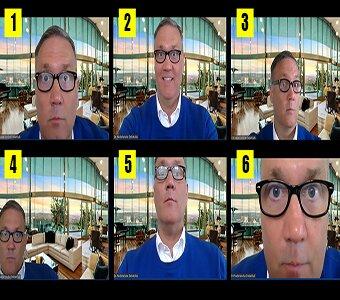 Online vergaderen en dan gelijk krijgen! De 6 karaktertrekken van jouw houding voor de webcam!