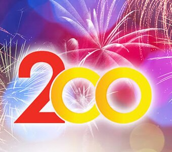 HOERA! Wij organiseerden de 200e clubavond uit de geschiedenis van onze club!