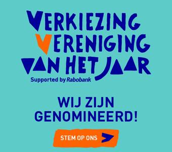 Dé Nederlandse Debatclub is genomineerd voor de verkiezing Vereniging van het Jaar 2018