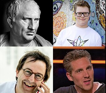 Elijah Delsink, Diederik Gommers en Bert Slagter genomineerd voor de 7e CICERO | JAARPRIJS 2020