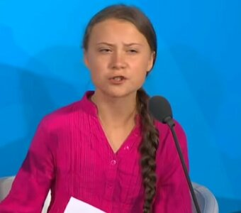 Klimaatactivisten vinden Greta Thunberg belangrijker dan... het klimaat! (HOW DARE YOU!)