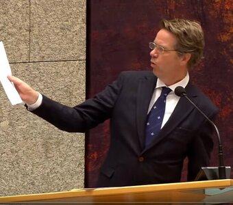 MARTIN BOSMA (PVV) wint 6e CICERO | JAARPRIJS. Spraakmakende speeches geven de doorslag!