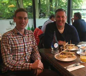 Lunch Of The Latest Legend: Gerard Ekelmans blikt vooruit op Scoutler Club Challenge 2017
